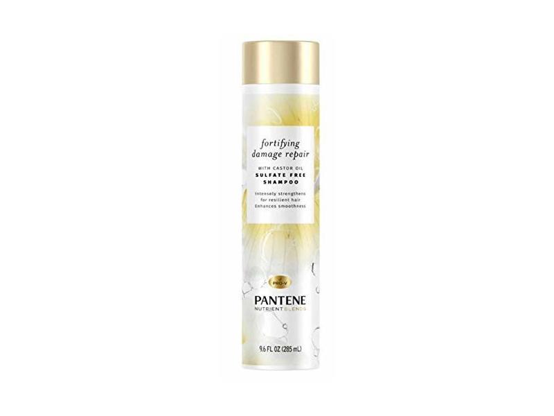 Pantene Nutrient Blends Repair With Castor Oil Shampoo, 9.6 fl oz