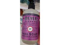 Mrs. Meyer's Clean Day Hand Soap, 12.5 fl oz/370 mL - Image 3