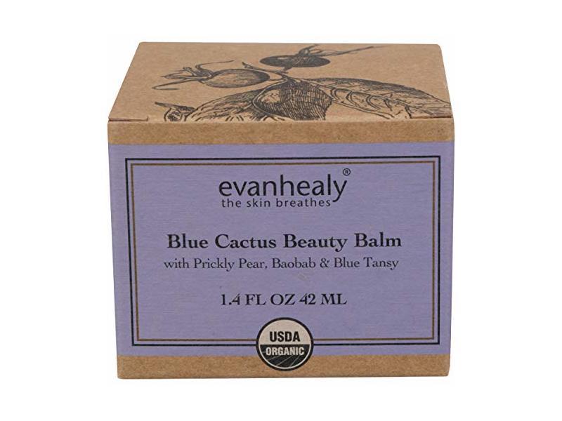 Evanhealy Beauty Balm Blue Cactus Organic, 1.4 Fl Oz