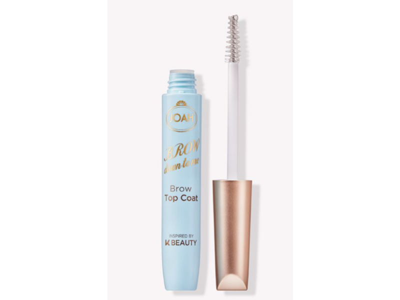 JOAH Brow Down To Me Brow Top Coat, Clear