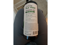 Pur Botanica Purifying Tea Tree Shower Gel With Aloe, 32 fl oz/960 mL - Image 4
