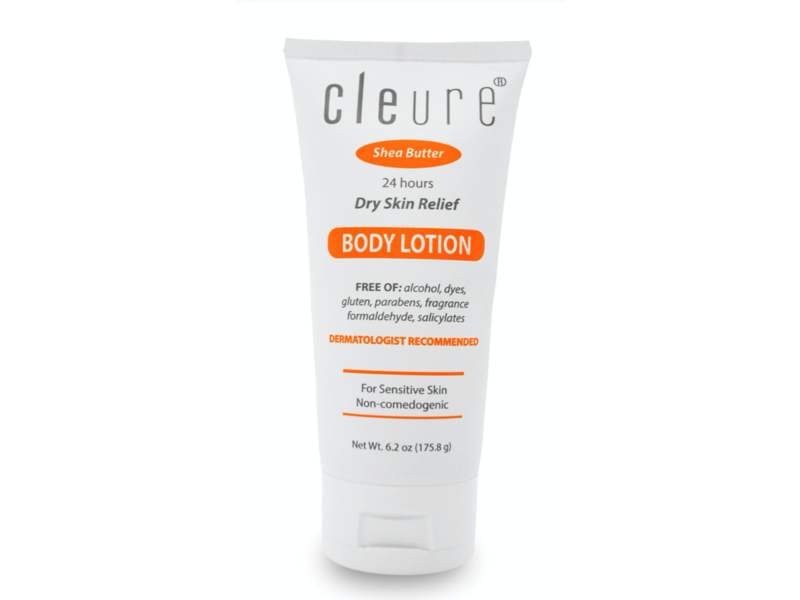 Cleure Body Lotion, 6 fl oz