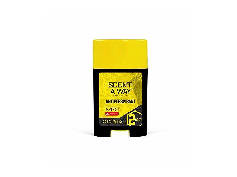 Hunters Specialties Scent A Way Antiperspirant, 2.25 oz/64 g