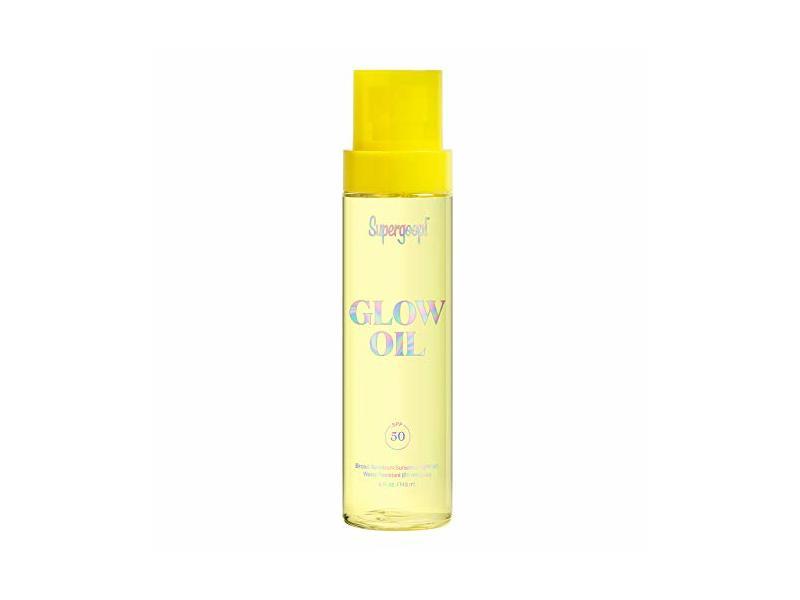 Supergoop! Glow Oil SPF 50, 5 fl oz/148 mL
