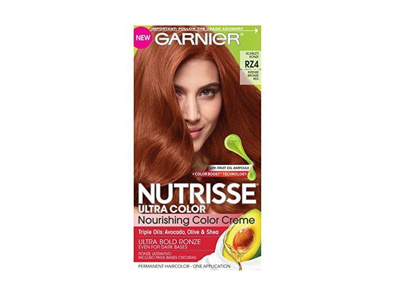 Garnier Nutrisse Ultra Color Nourishing Hair Color Creme Rz4