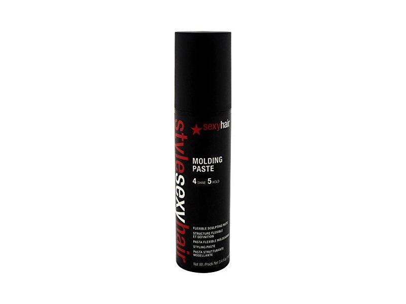 Sexy Hair Style Molding Paste, 3.4 Ounce