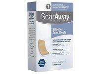 Scaraway Professional Grade Silicone Scar Sheets, 8 ct - Image 2