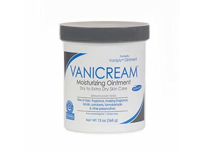 Vanicream Moisturizing Ointment, 13 Ounce