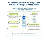 Mustela No-Rinse Cleansing Micellar Water, 10.14 fl oz - Image 9