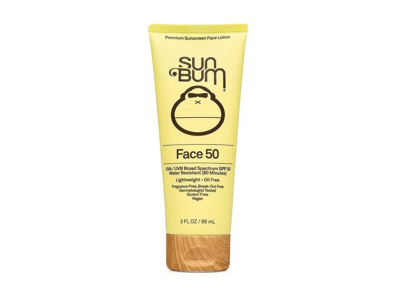 Sun Bum SPF 50 Sunscreen Face Lotion