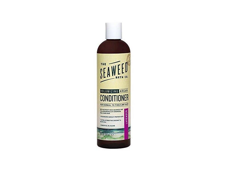 The Seaweed Bath Co. Volumizing Lavender Argan Conditioner, 12 fl oz
