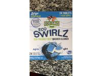 Eco-Gals Eco Swirlz Washing Machine Cleaner, 24 Count - Image 3