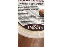 Okay Shea Butter Jar, White, 8 oz. - Image 5