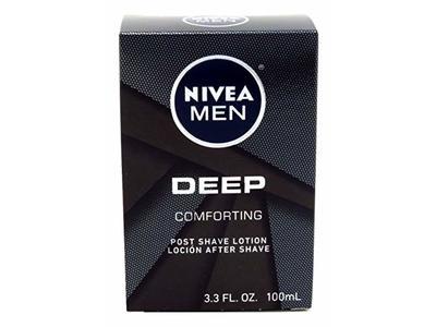 Nivea Men Deep Comforting Post Shave Lotion, 3.3 Ounce
