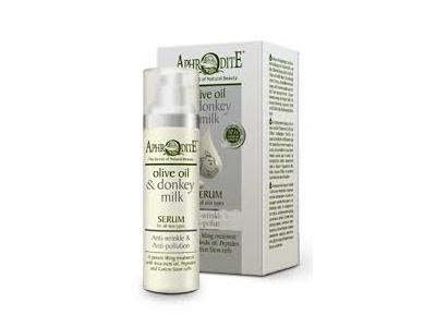 Aphrodite Olive Oil & Donkey Milk Serum