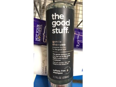 The Good Stuff Gentle Shampoo, 7.7 fl oz - Image 3