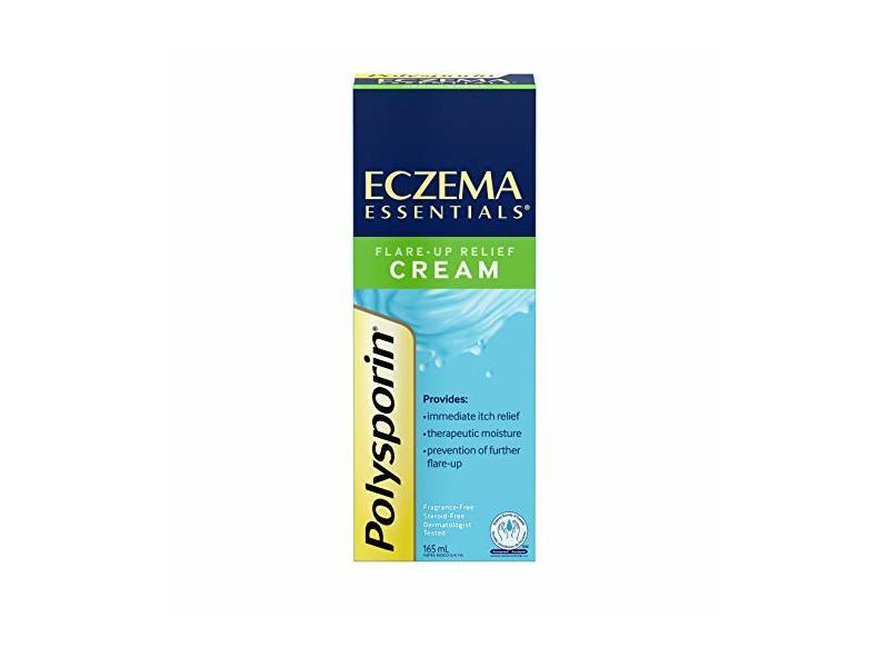 Polysporin Eczema Essentials Daily Moisturizing Cream, 165 ml
