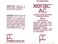 Xerac AC Solution (RX), 35 ml, Person And Covey - Image 2