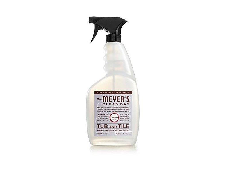 Mrs Meyer S Clean Day Tub Amp Tile Cleaner Lavender 33 0