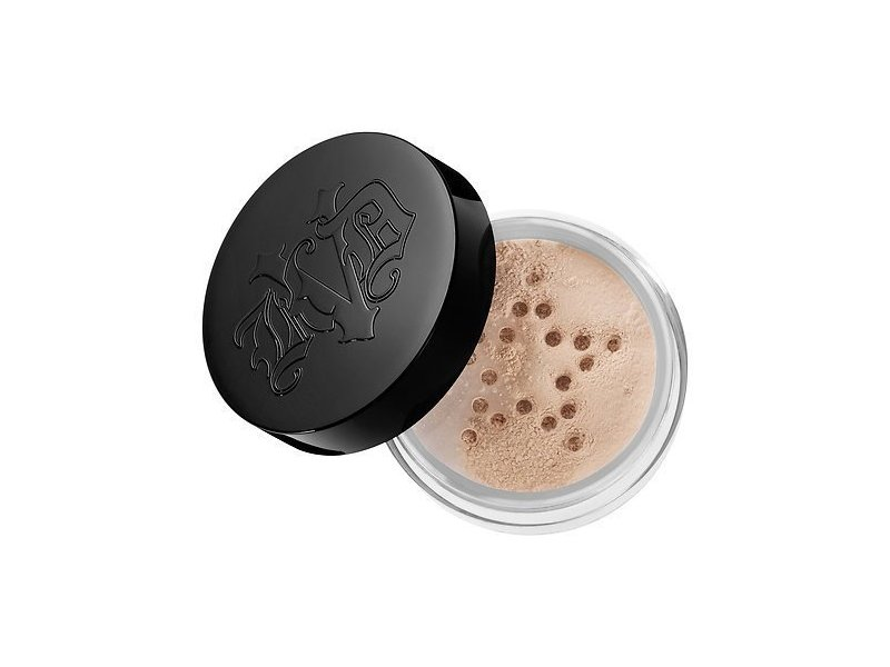 Kat Von D Lock-It Setting Powder, Translucent Natural Finish, .19 oz