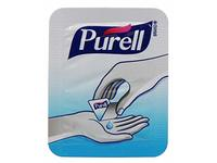 Purell Advanced Hand Sanitizer Singles, 25 Pack - Image 2
