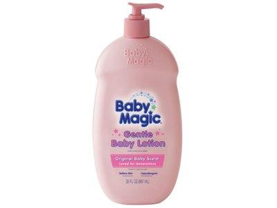 Baby Magic Gentle Baby Lotion Original Baby Scent, 30 fl oz