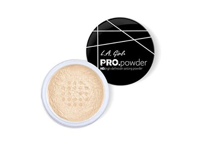 L.A. GIRL HD PRO Setting Powder - Banana Yellow