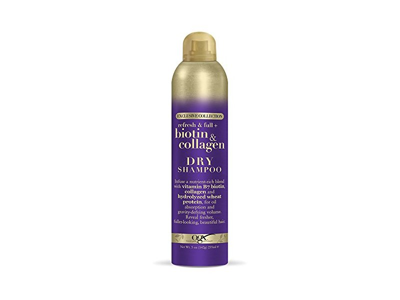 OGX Biotin & Collagen Dry Shampoo, 5 oz