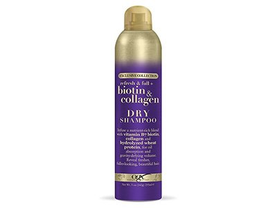 OGX Biotin & Collagen Dry Shampoo, 5 oz