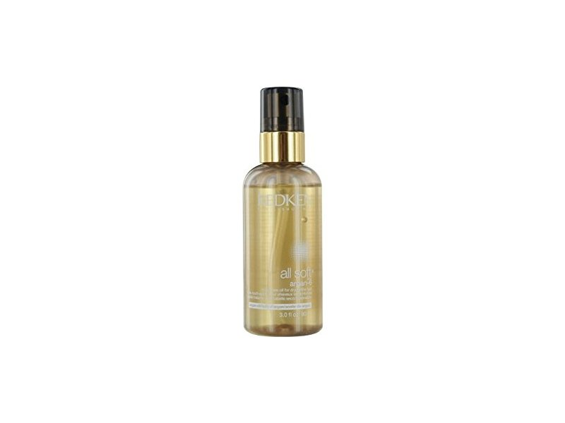 Redken All Soft Argan-6 Multi-Care Oil, 3 ounce