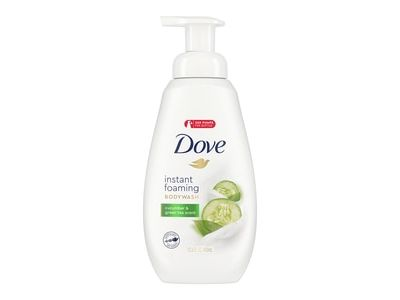 Dove Cucumber & Green Tea Scent Shower Foam