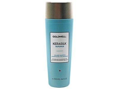 Goldwell Kerasilk Repower Volume Shampoo, 8.4 fl oz/250 mL