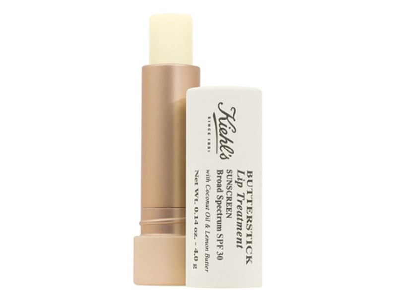 Kiehl's Since 1851 Butterstick Lip Treatment SPF 30, Clear, 0.14 oz
