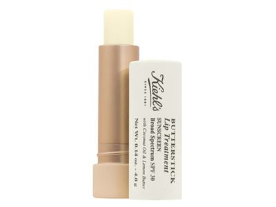 Kiehl's Since 1851 Butterstick Lip Treatment SPF 30, Clear, 0.14 oz - Image 1