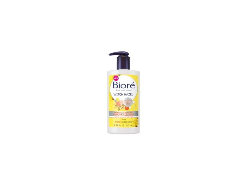Biore Witch Hazel Cooling Cleanser