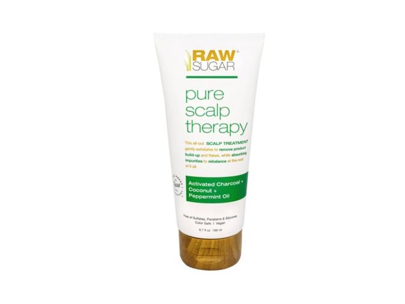 Raw Sugar Pure Scalp Treatment, 6.8 fl oz
