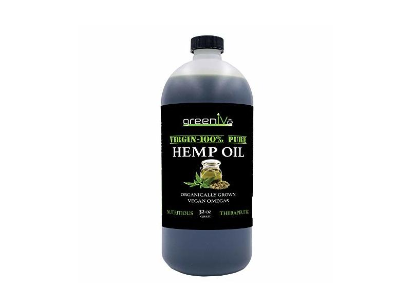 GreenIVe Hemp Oil, 32 fl oz