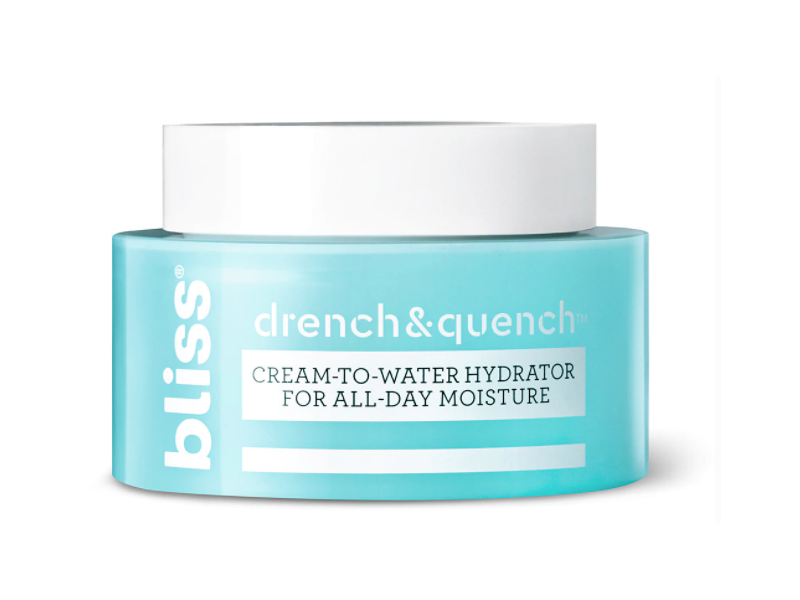 Bliss Drench & Quench Cream-To-Water Hydrator, 1.7 oz