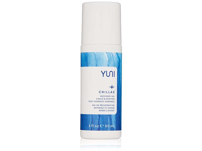 YUNI Beauty Chillax Muscle Recovery Gel, 3 fl oz