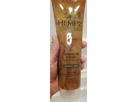 Hempz Herbal Body Scrub, Sandalwood & Apple, 9 fl oz/265 ml - Image 3