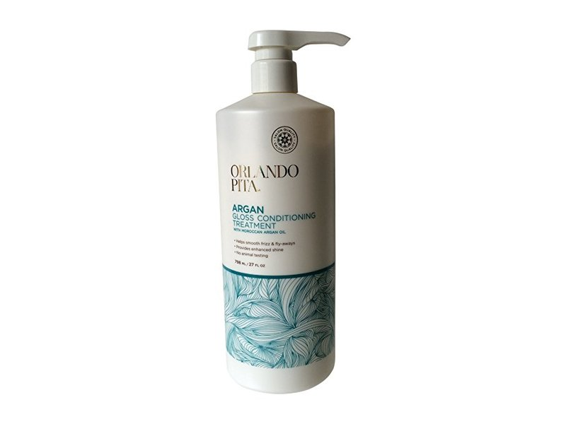 Orlando Pita Argan Gloss Conditioning Treatment, 27 fl oz