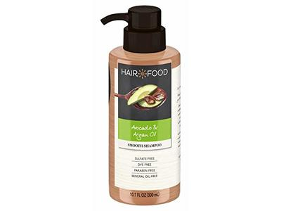 Hair Food Shampoo, Avocado & Argan Oil, 10.1 fl oz (3 Pack)