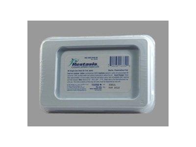 Restasis (Cyclosporine Ophthalmic Emulsion) 0.05% (RX), 30 Vials, Allergan - Image 1