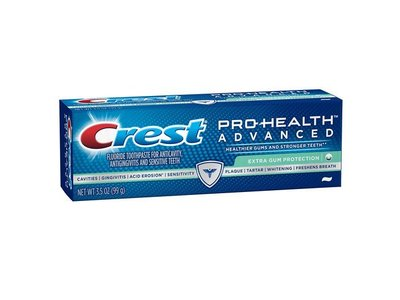 Crest Pro-Health Advanced Extra Gum Protection Toothpaste, 3.5 oz - Image 1