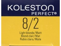 Wella Koleston Perfect Permanent Creme Hair Color, 8/2 Light Blonde/Matt, 2 Ounce - Image 4