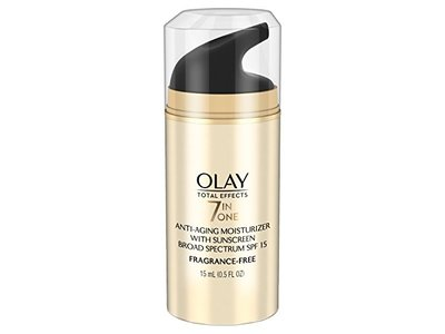 Olay Total Effects Anti-aging Face Moisturizer With Spf 15 Fragrance-free, Trial Size 0.5 Fluid Ounce - Image 4