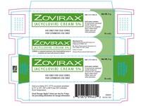 Zovirax Topical Cream 5% (RX), 2 Grams, Valeant - Image 2