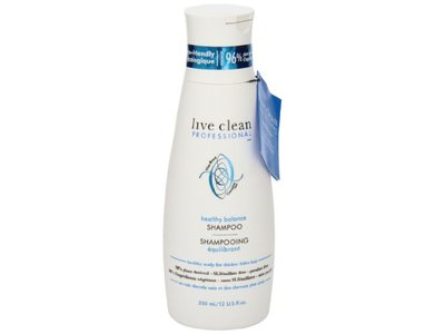 Live Clean Healthy Scalp Balancing Shampoo, 12 fl oz - Image 4