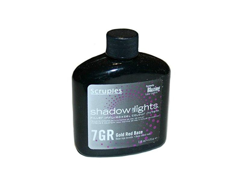 Scruples Shadow Lowlights, 7GR Gold Red Base, 4 fl oz