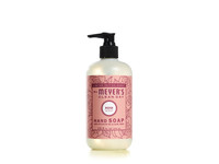 Mrs. Meyer's Clean Day Liquid Hand Soap, Rose Scent, 12.5 Ounce Bottle - Image 3